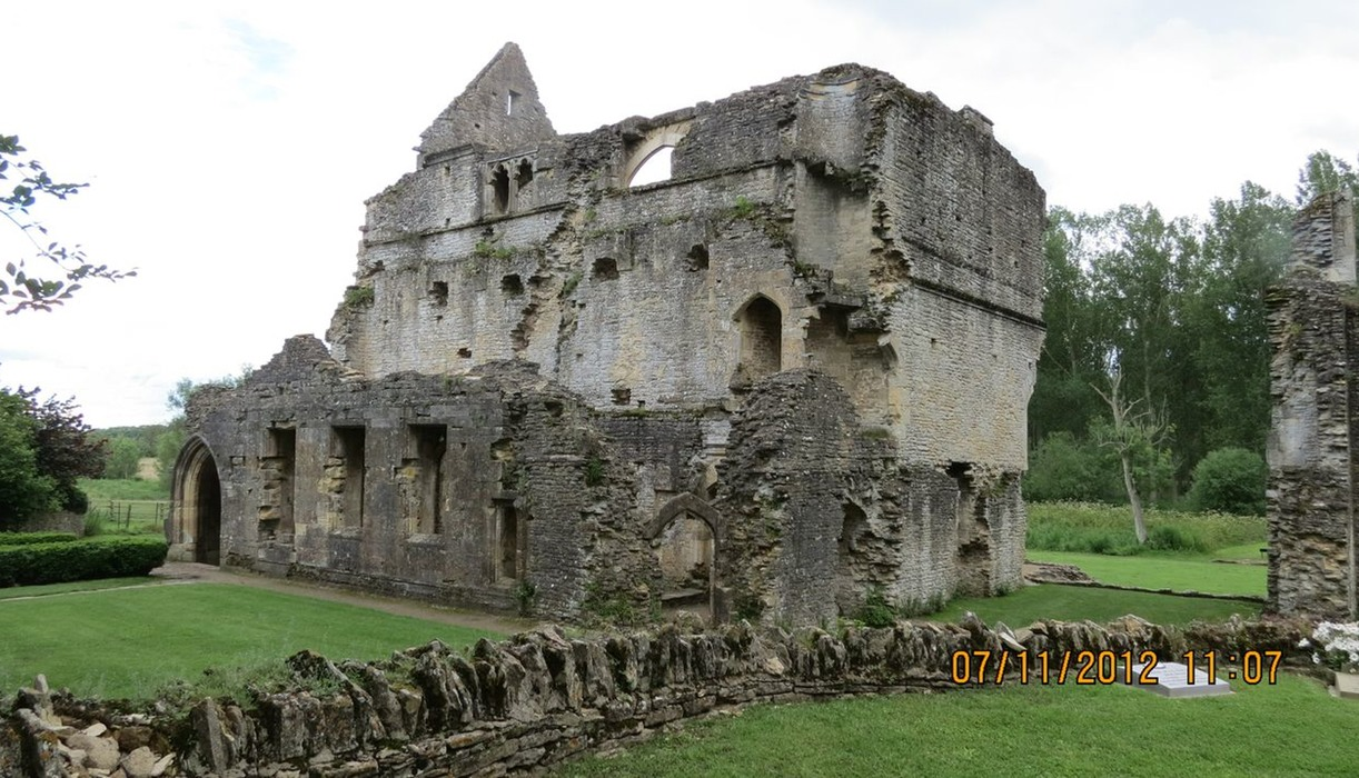 Manor House at Minster Lovell