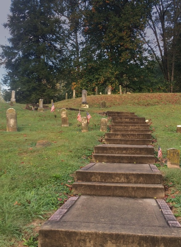 Steps to Graveyard