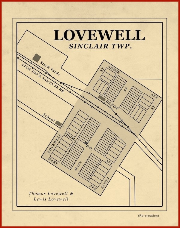 Lovewell Red